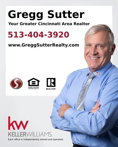 Cincinnati Realtor Gregg Sutter